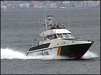 Coastal patrol boat