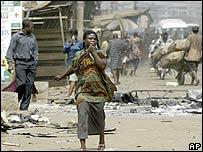 Violence in Onitsha