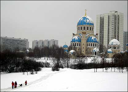 Holy Trinity Cathedral (photo: Evgeniy Podolskiy)