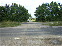 Site for park and ride
