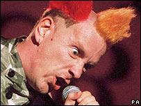 Sex Pistol John Lydon