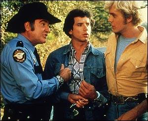 James Best, Tom Wopat and John Schneider