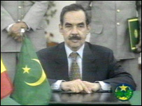 Maaouiya Ould Sid Ahmed Taya