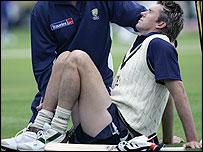 Australian paceman Glenn McGrath