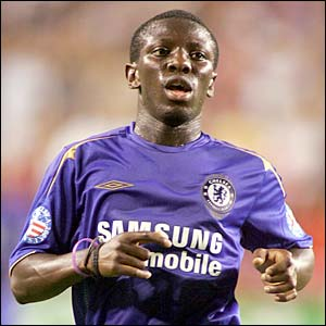 Chelsea's Shaun Wright-Phillips