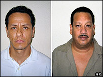Alleged Mexican drug traffickers arrested in Spain