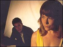 James Yeatman and Ellie Bruce in Enola