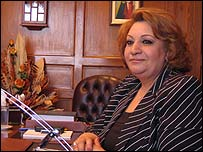Tahany Al-Gebaly, Egypt's first woman Supreme Court judge