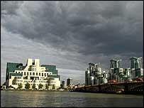 MI6, also from the 1980s