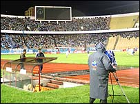 Bolivian national stadium