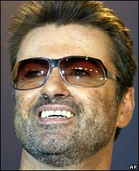 george michael lyrics wake: