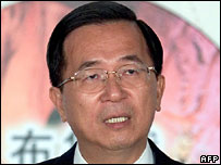President Chen Shui-bian