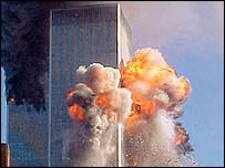 The 9/11 attacks demonstrate the power of television