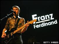 Franz Ferdinand's Alex Kapranos