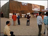Orissa beach film festival;
