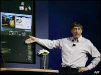 Bill Gates, AP