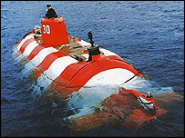Priz submersible