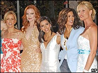 Stars of Desperate Housewives