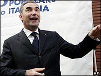 Gianpiero Fiorani, former chief executive of Banca Popolare Italiana