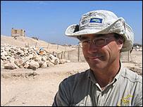 Jos� Manuel Gal�n, egipt�logo espa�ol