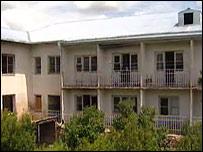 Kaspi Children's Hospital in Georgia