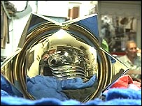 The New South Wales ceremonial mace