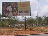 Advert for Luanda Sul homes
