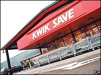 Kwik Save store