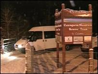 Cairngorm mountain rescue