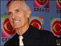 Dennis Weaver, in 2003