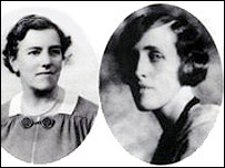 The Davies sisters (picture: University of Wales)