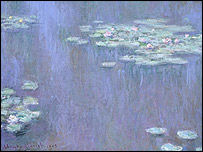 Monet's Waterlilies (picture: National Museum of Wales)