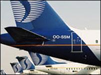 SN Brussels plane