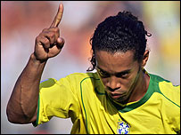 Ronaldinho is just the latest in a long line of brilliant Brazilian players - but why are there so many?