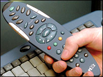 NTL TV remote