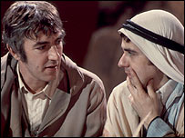 Peter Cook and Dudley Moore