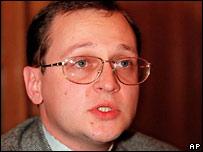 Rosatom head Sergei Kiriyenko