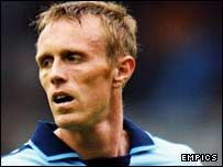 Preston striker Brett Ormerod