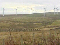 Wind farm - generic