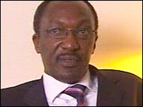 Titus Naikuni, CEO Kenya Airways