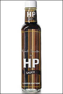Special edition HP Sauce