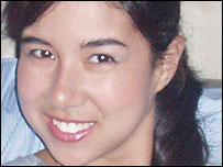 Stefanie Botelho, estudiante de Harvard, asiste a la clase de Psicolog�a Positiva