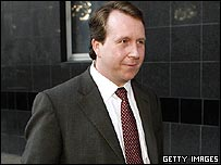 Former Enron executive David Delainey