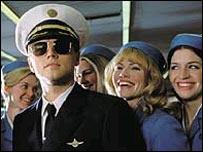 Leonardo DiCaprio as Frank Abagnale