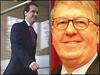 Labour candidates Owen Smith and John Hopkins