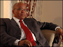 Jacob Zuma (Pic; Jonathan Biles)