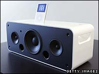 Apple's iPod Hi-Fi