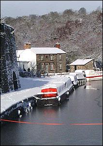 Llangattock, Powys