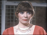 Alison Steadman in Abigail's Party