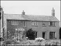 Leatherslade Farm, the hideout used by the Great Train Robbery gang